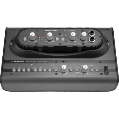 Mackie Onyx Satellite FireWire Audio Interface with Base Station