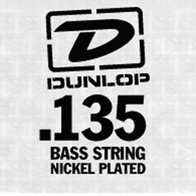 Dunlop DBN135 Nickel Wound Bass String - 0.135