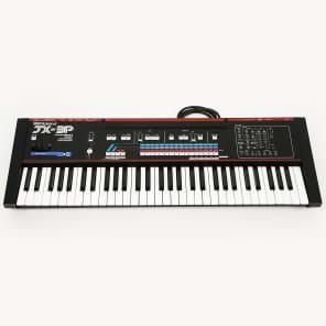 Roland JX-3P 61-Key Programmable Preset Polyphonic Synthesizer