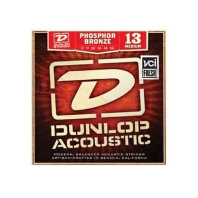 Dunlop Wound Phosphor Bronze Acoustic Guitar String 22