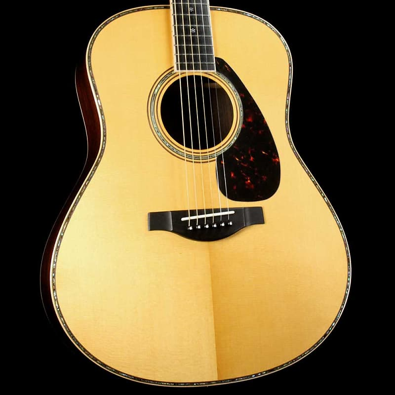 yamaha ll36r acoustic guitar natural the music zoo reverb. Black Bedroom Furniture Sets. Home Design Ideas