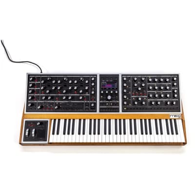 Moog One Polyphonic Analog Synthesizer Keyboard (8 Voice)