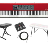 Nord Piano 3 HA-88 Virtual Hammer Action Technology NEW Piano3 HA88 BUNDLE 1