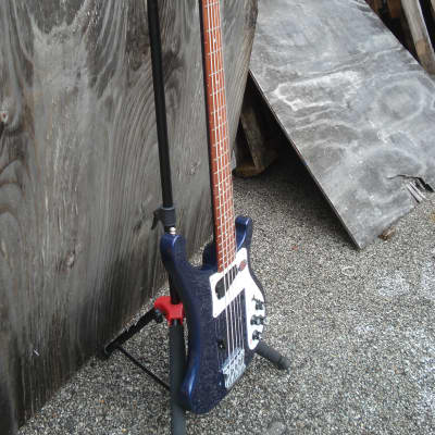 Rickenbacker 4003S/5 5 String Midnight Blue Mint/Unplayed! w/ohsc and box for sale