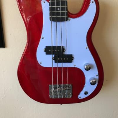 Jay Turser JTB-40-TR Bass for sale