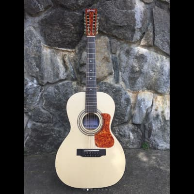 Goodman Dying Crapshooter 12 String 2018 Natural / One of a Kind for sale