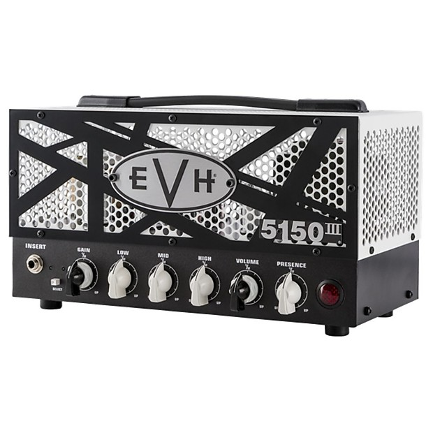 700d7297ca4 EVH 5150 III LBXII Compact 15-Watt Tube Guitar Head