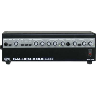 Gallien-Krueger 800RB 300 / 100-Watt Bi-Amp Bass Amp Head