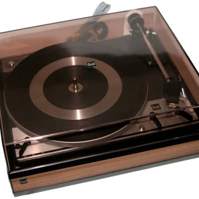 Dual 1214 Auto Turntable Record Player Clean - Single Play Spindle w/ Shure M75 Cartridge
