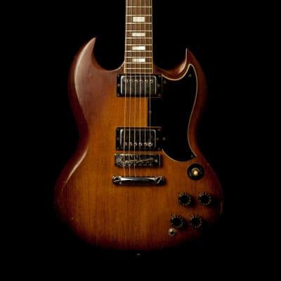 Gibson SG Standard Sunburst 1975 for sale