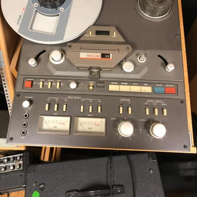 TASCAM 32 Mastering Deck 1/4 tape - Free Delivery