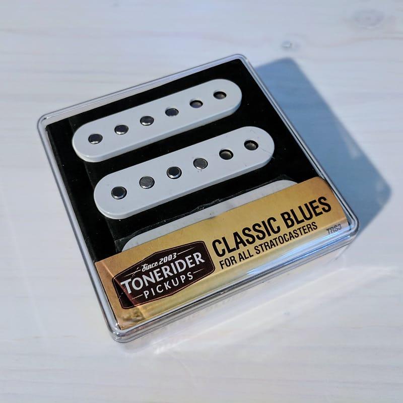 Tonerider Classic Blues TRS3 Strat Single Coil Pickup Set | Reverb
