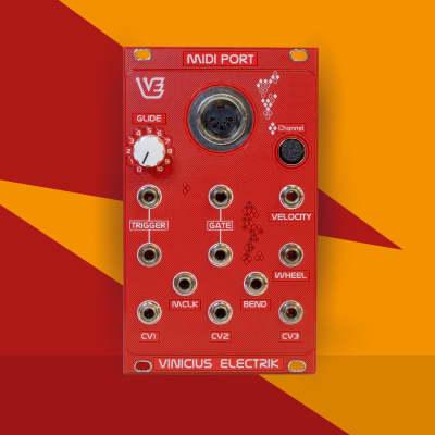 Vinicius Elektrik MIDI Port