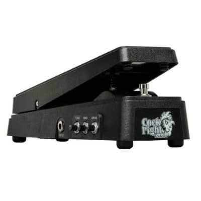 Electro Harmonix Cock Fight Plus Talking Wah & Fuzz Pedal (B-STOCK) for sale