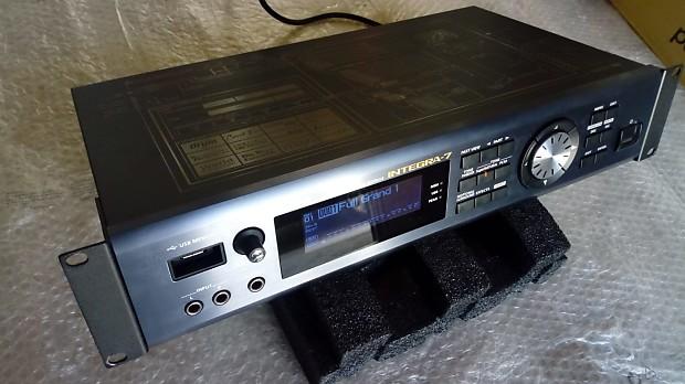 Roland Integra 7 - sound module | Synthvibe | Reverb