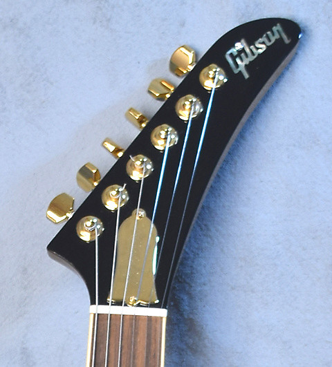 gibson explorer 1994 centennial guitar of the month antique reverb. Black Bedroom Furniture Sets. Home Design Ideas
