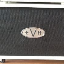 EVH 5150 III 2x12 Cabinet 2010s White image