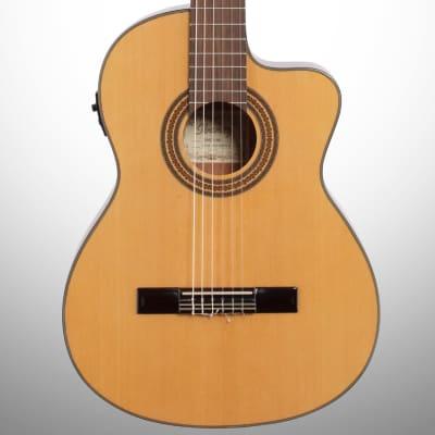 Ibanez GA6CE Classical Cutaway Acoustic-Electric Guitar
