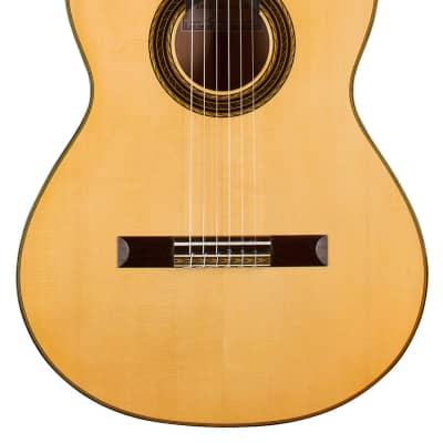 Erez Perelman 640 w/Pegs 2019 Flamenco Guitar Spruce/Cypress for sale