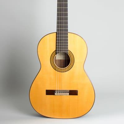 Casimiro Lozano  La Rio 1A Classical Guitar (2002), original molded black plastic hard shell case. for sale