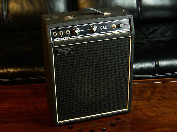 Tnt Auto Sales >> Marlboro Sound Works GA2 Vintage Solid State Ampliifier | | Reverb