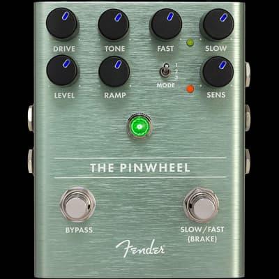Fender The Pinwheel Rotary Speaker Emulator Effect Pedal for sale