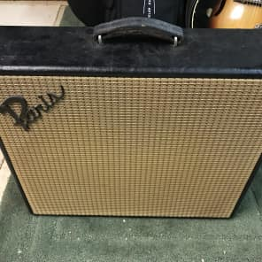 Paris Master II Amp 1960s - Rare for sale