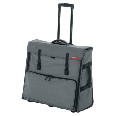 """Gator Cases G-CPR-IM21W Tote Travel Bag for 21.5"""" Apple iMac Computers w Wheels"""