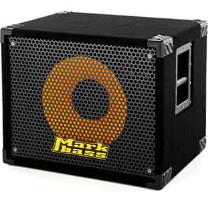 "Markbass MBL100010 Traveler 151P Rear-Ported Compact 1x15""  Bass Speaker Cabinet - 8 Ohm"