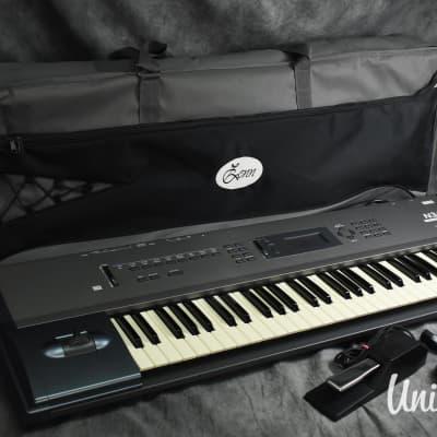 Korg N364 Music Workstation Synthesizer w/ Soft Case (Excellent)