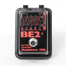 Guyatone BE2 Bottom Booster Bass EQ Pedal