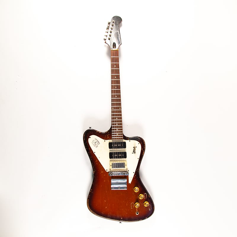 Gibson Firebird Electric Guitar Owned By Sonic Youth Reverb