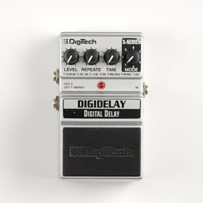 Digitech DigiDelay Digital Delay Pedal for sale