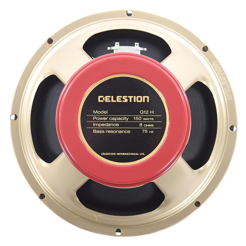 celestion g12h 150 redback 12 8 ohm 150w speaker reverb. Black Bedroom Furniture Sets. Home Design Ideas