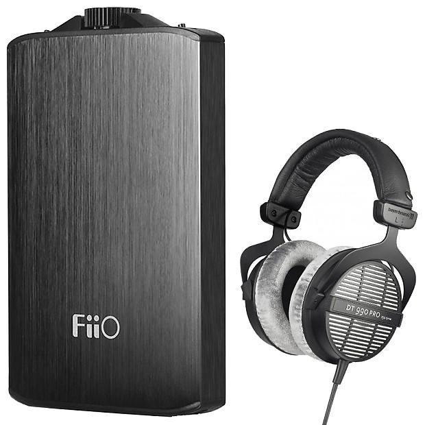 beyerdynamic dt 990 pro 250 headphones fiio a3 reverb. Black Bedroom Furniture Sets. Home Design Ideas