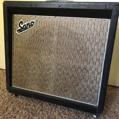 "Sano 15"" Bass Amp BA-1 1965 for sale"