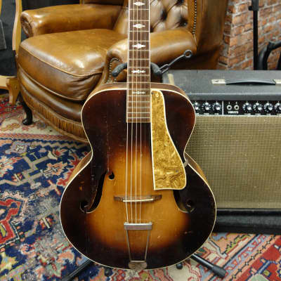 Slingerland Nite Hawk Jazz Guitar 30s Sunburst for sale