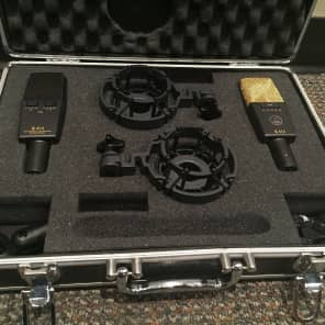 AKG C414 XLII/ST Stereo Matched Pair