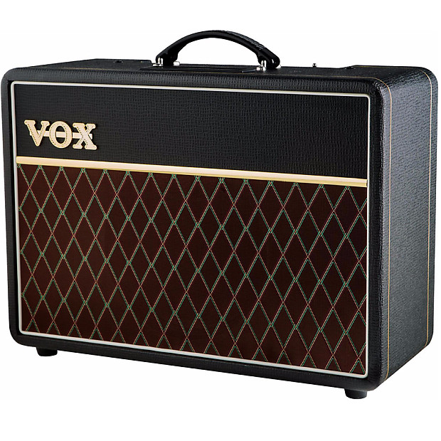 vox ac10 custom 10w ac 1x10 all tube guitar combo amp reverb. Black Bedroom Furniture Sets. Home Design Ideas