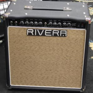 "Rivera Clubster 25 Doce 25-Watt 1x12"" Guitar Combo"