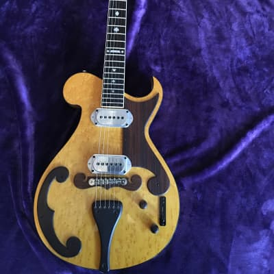 Bigsby   BY50 Prototype 2002 Natural Maple  free shipping for sale