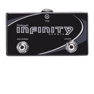 "Pigtronix INFINITY LOOPER REMOTE 2020 ""Authorized Dealer"""