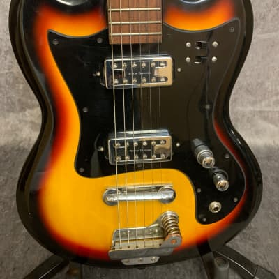 Global SG Style with Upgrades 1960's Burst for sale