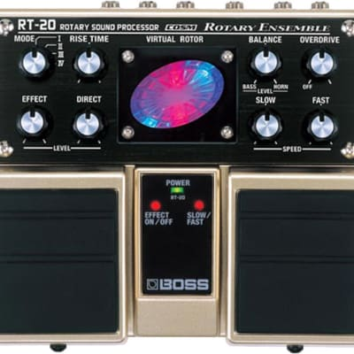 New 2020 Boss RT-20 Rotary Ensemble , Very Cool Pedal Ships Fast & Free, We Appreciate Your Support for sale