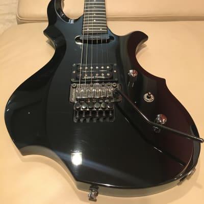 ESP Original Series Antelope Black — K Serial 2010 — Kiso Custom Shop Japan — Seymour Duncan pickups for sale