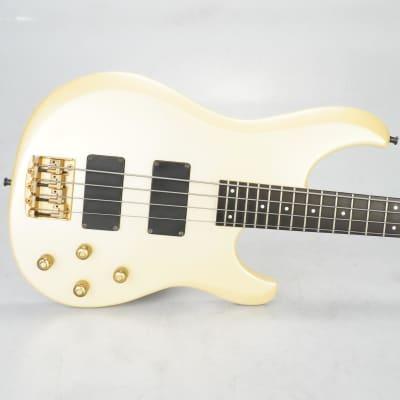 1985 Ibanez Musican MC Series MC-924 PW Electric Bass Guitar Blonde Japan #38935