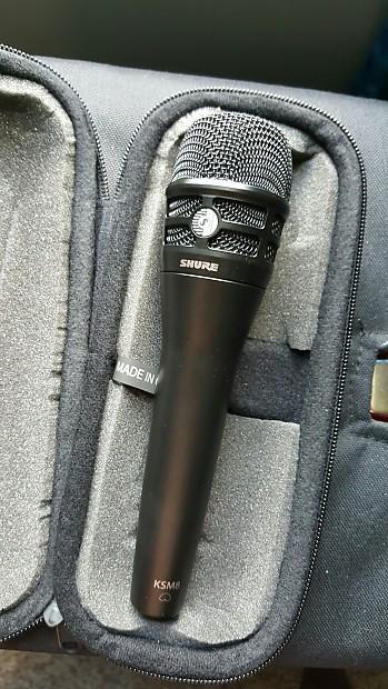 shure ksm8 b dualdyne vocal microphone reverb. Black Bedroom Furniture Sets. Home Design Ideas