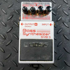 Boss SYB-3 Bass Synthesizer T-Wah Funk Machine FREE SHIPPING