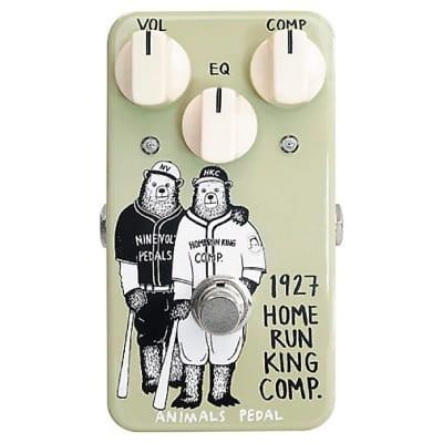 Animals 1927 Home Run King Compressor Pedal