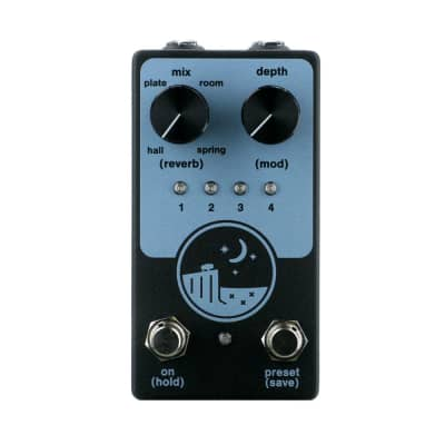NativeAudio Ghost Ridge Reverb, Spring Blue (Limited Edition)